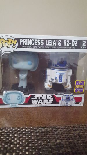 R2-D2/Princess Leia Combo Pack for Sale in Orlando, FL