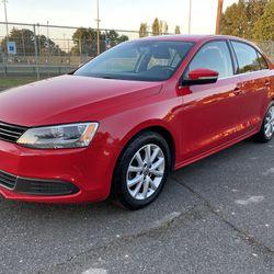 2013 Volkswagen Jetta Thumbnail