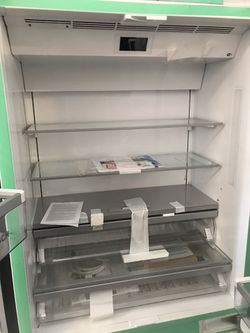 """New Thermador Panel Ready 36"""" Built In Fridge  Thumbnail"""