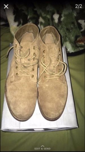 UO suede tan boots size 11 for Sale in Silver Spring, MD