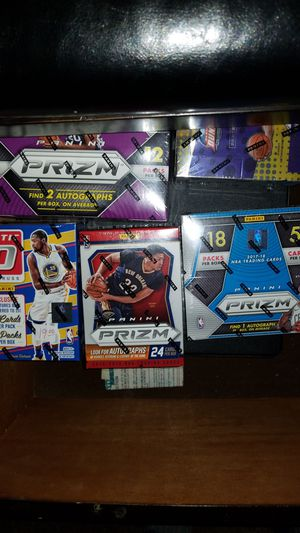 Basketball cards! Donovan Mitchell, and all current Jazz players for Sale in Salt Lake City, UT