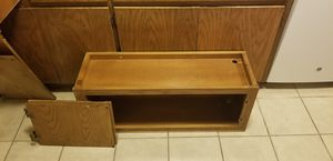Cabinet with doors for sale  Bixby, OK