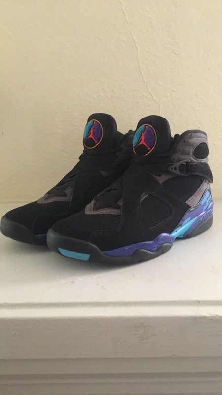 97e0720bb89d Jordan Aqua 8s for Sale in Bakersfield