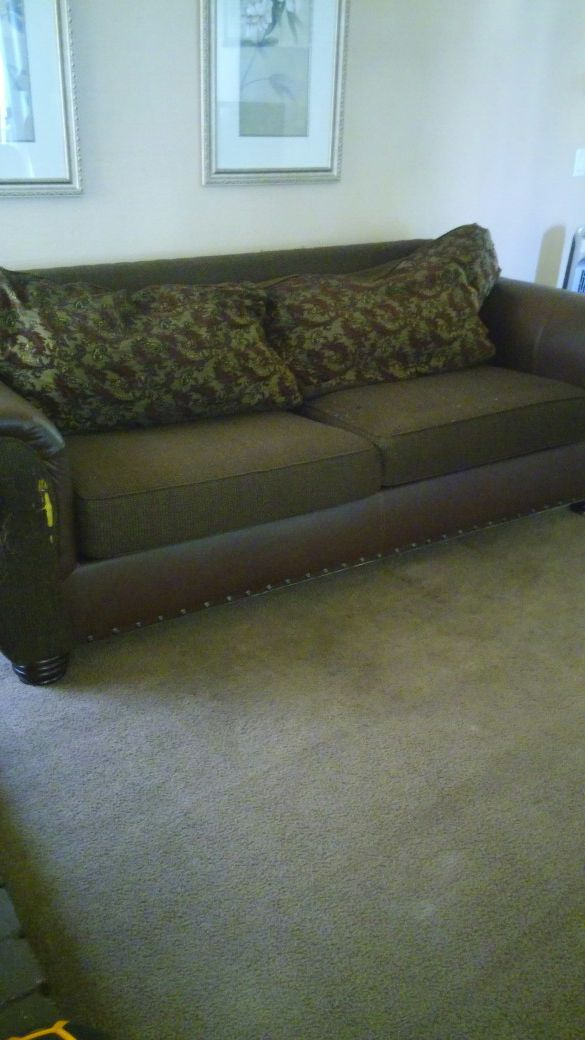 sofa and love sofa for sale in menifee ca offerup