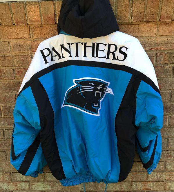 46cb02e8b Vintage Carolina Panthers Jacket for Sale in Matthews