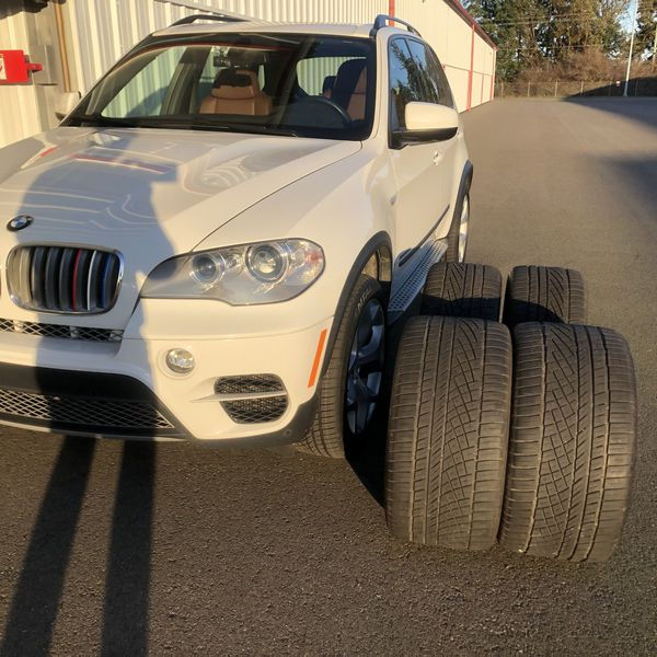 Tires Continental Extreme Contact DWS For Sale In Seattle
