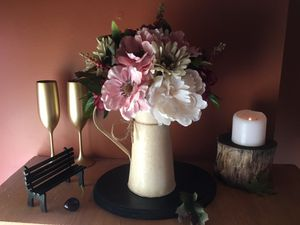 Rustic themed centerpiece for Sale in Philadelphia, PA