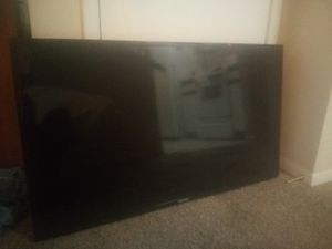 Photo Big Samsung Flat Screen TV