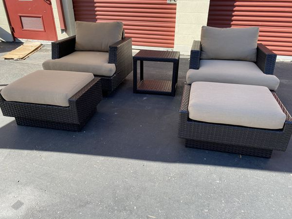 Outdoor Seating Set Rst Brand For Sale In San Diego Ca