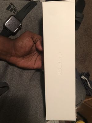 Series 4 Apple Watch sports band for Sale in Orlando, FL
