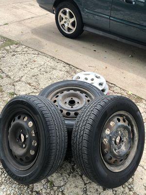 Photo Honda wheels and tires 4x100 4x114 4 lug