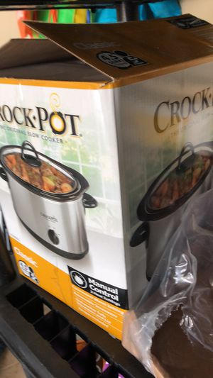 Slow cooker for Sale in Apex, NC