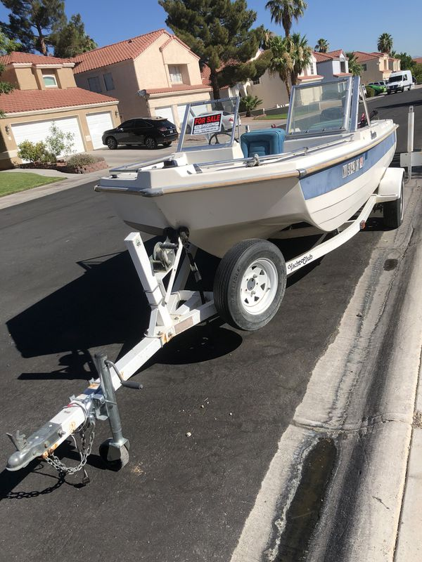 15 Ft Tri Hull Boat For Sale In Henderson Nv Offerup