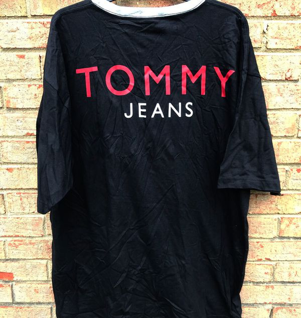 ab3c9a92637477 Vintage Tommy Hilfiger Jeans Tee for Sale in Charlotte