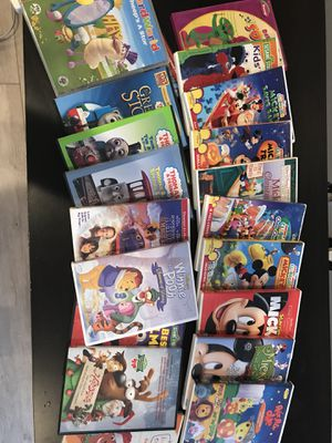 23 Kids DVDs for Sale in Chantilly, VA