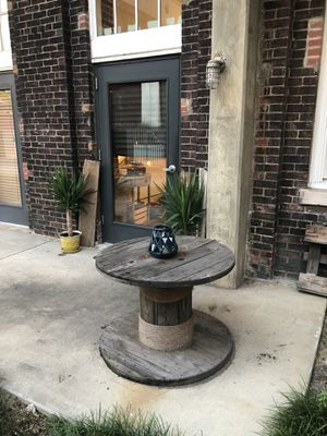 Spool Table for Sale in Nashville, TN