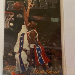 Kobe Bryant Rookie Cards  Thumbnail