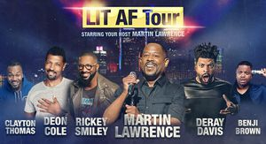 Martin Lawrence Nov 10th Little caesar arena for Sale in Detroit, MI