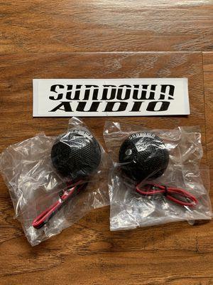 Photo Sundown Audio SAv.2 Tweeter NEW!!!!