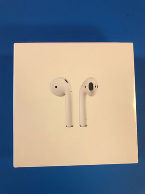 Apple AirPods Never used/opened for Sale in Arlington, VA