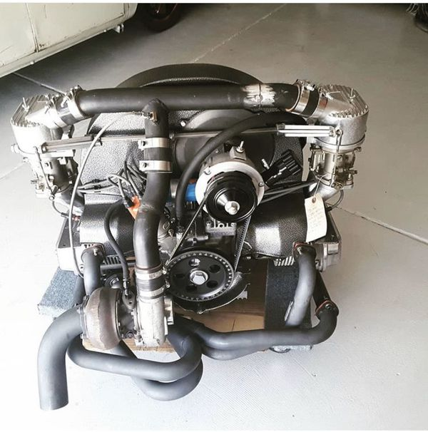 2074cc Type One Vw Beetle Motor For Sale In Hemet, CA
