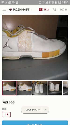 Men's ge2 23 Air Jordan size 12 for Sale in Fremont, CA
