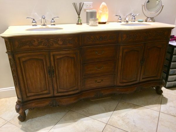 Bathroom Vanities with Faucets / sinks for Sale in Fort ...