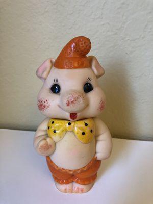 Rubber Vintage toy - PIG - USSR for Sale in Claremont, CA