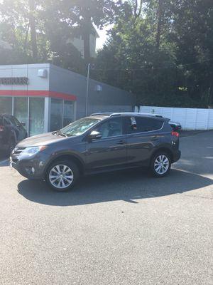 2015 RAV4 Limited AWD w/ Nav for Sale in Falls Church, VA