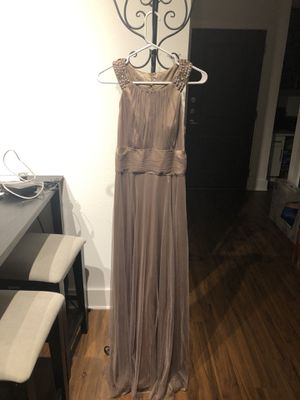 Gown size 8. Great for prom, wedding or a special occasion. for Sale in Scottsdale, AZ