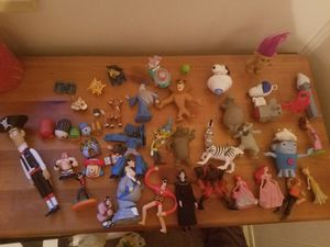 Vintage and new toy action figure lot for Sale in Phillipsburg, NJ