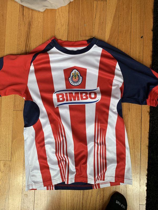 5d576bd425d Chivas soccer jersey (C.D. Guadalajara) for Sale in Lubbock, TX ...