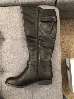 Style & Co Boots. Never worn. Size 8.5 Women's for Sale in Frederick, MD