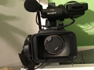 Sony HD digital camcorder Optical SteadyShoot for Sale in Washington, DC