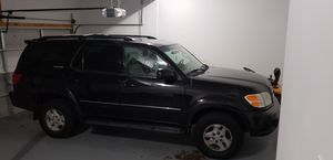 Fully Loaded Toyota Sequoia for Sale in MONTGOMRY VLG, MD