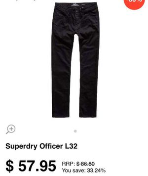 Super Dry Officer for Sale in MIDDLE CITY EAST, PA