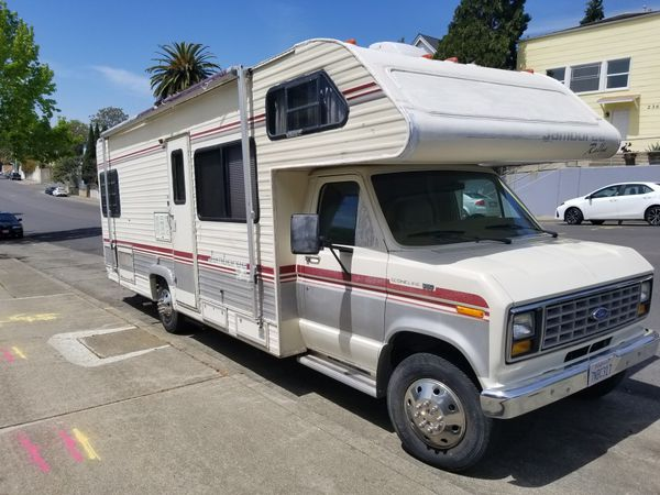 1990 CLASS C MOTORHOME ONLY 65K MILES GOOD RUNNING CONDITION For Sale In Vallejo CA