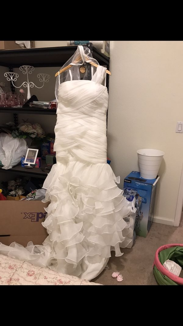 New And Used Wedding Dresses For Sale In Antioch Ca Offerup