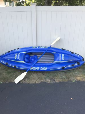One person inflatable kayak for Sale in Boston, MA
