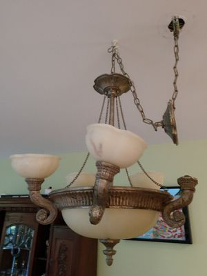 New and used chandeliers for sale in plainfield il offerup antique look chandelier for sale in chicago il aloadofball Choice Image