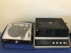 Photo Record Players