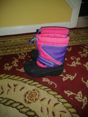 Snow boots size 11 for Sale in Temple Hills, MD