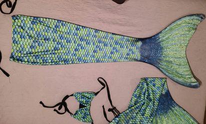 Mermaid tails for girls Thumbnail