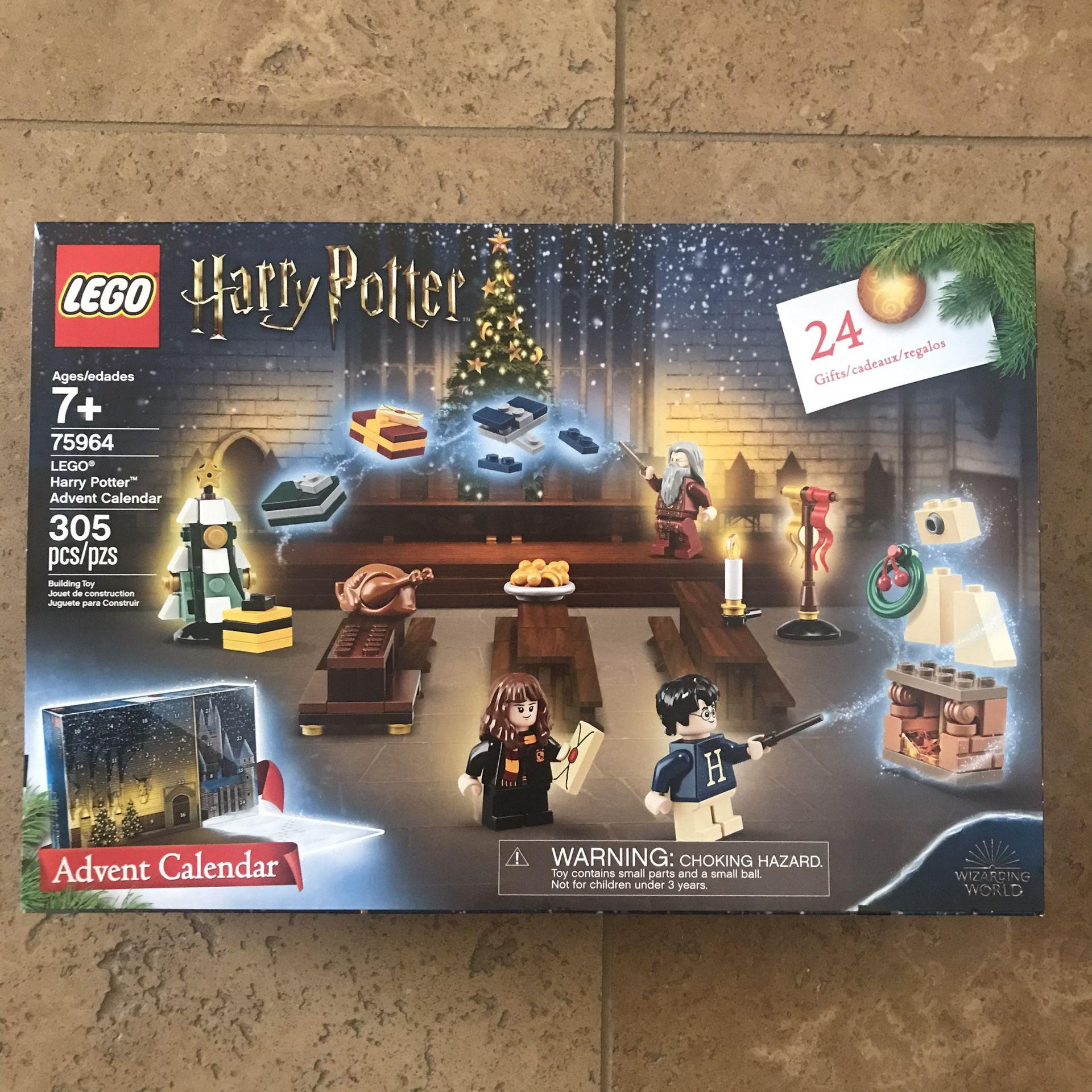 *New* LEGO Harry Potter: Advent Calendar 75964 SEALED! Retired set