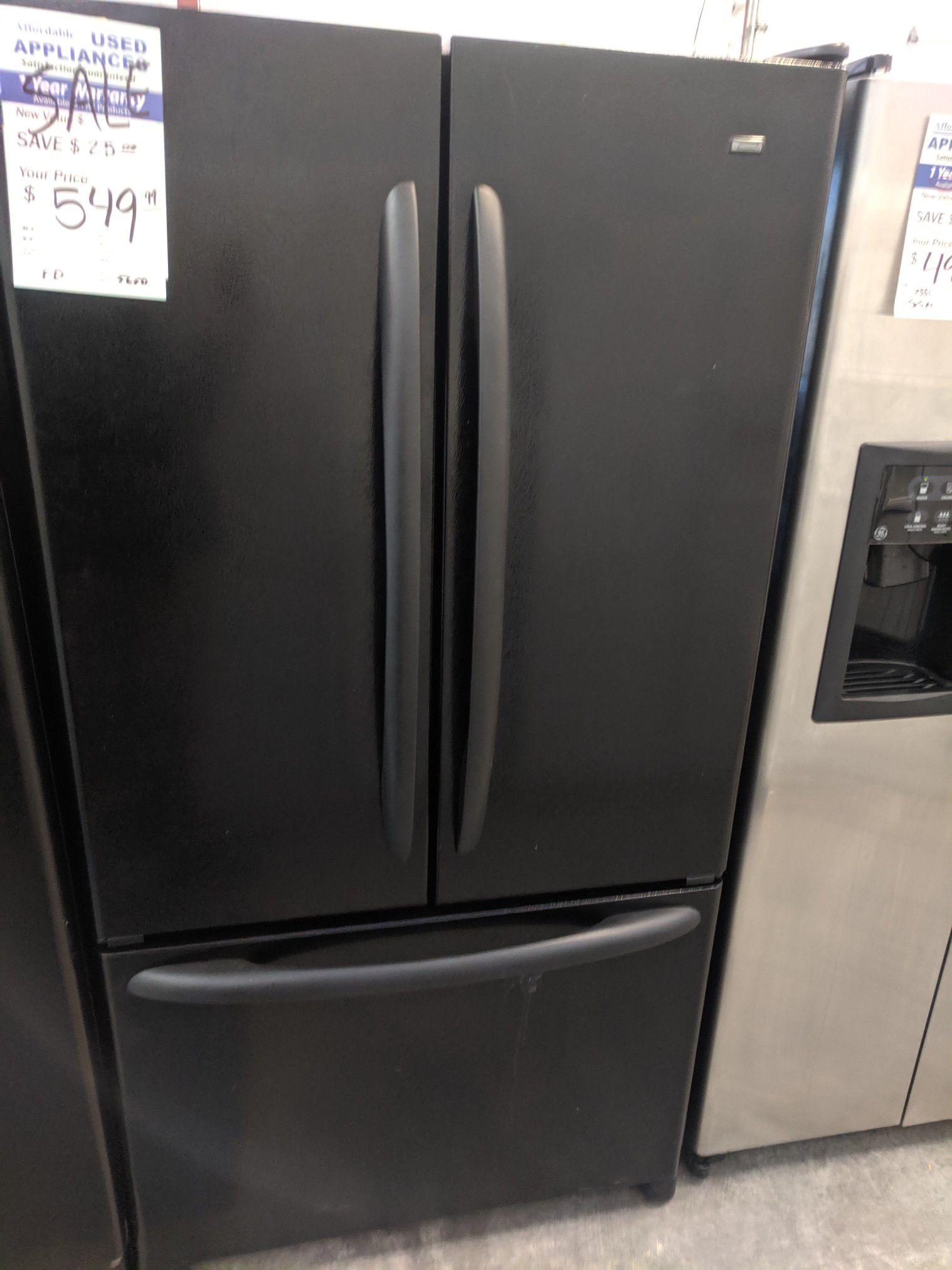 """36"""" Kenmore French Door Refrigerator"""