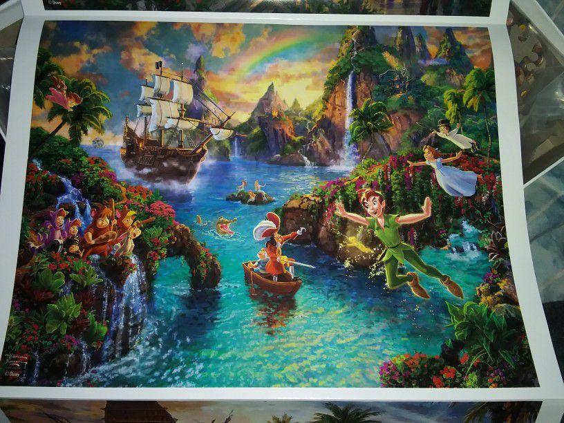 Disney Puzzles