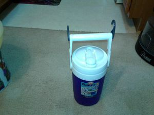 Camping water cooler for Sale in Baltimore, MD