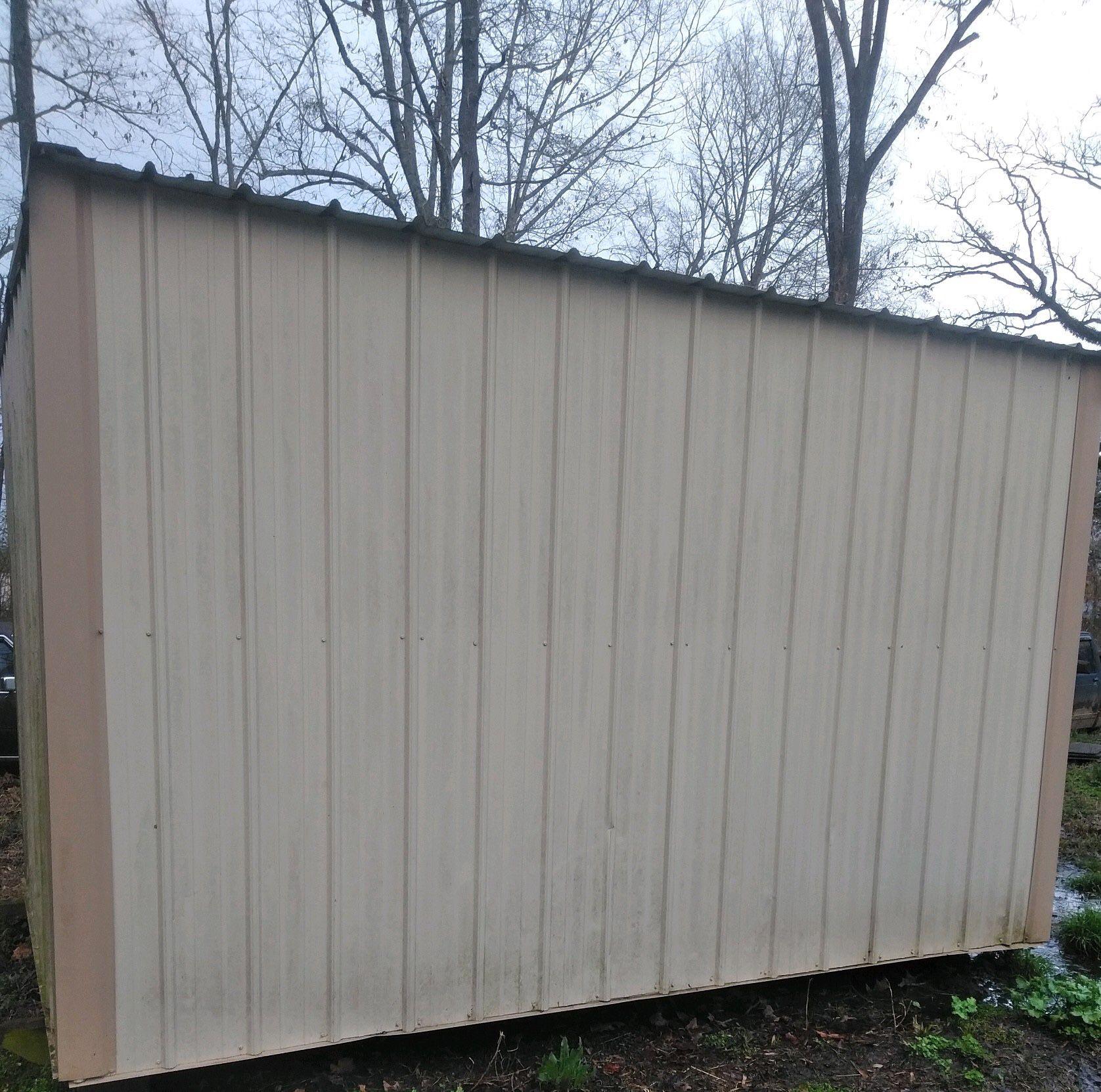 Storage Shed, 8x10