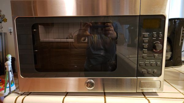 Ge Cafe Convection Microwave Oven Liances In Bakersfield Ca Offerup