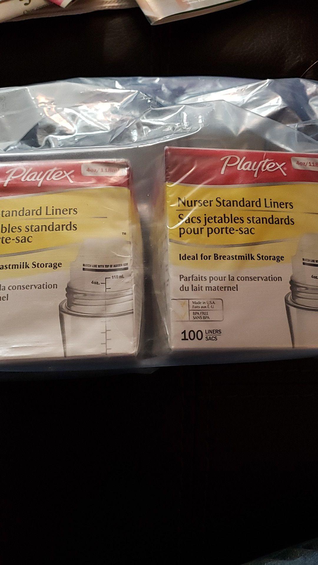 Playtex Nurser bottles